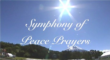 Introducing the Symphony of Peace Prayers (English)