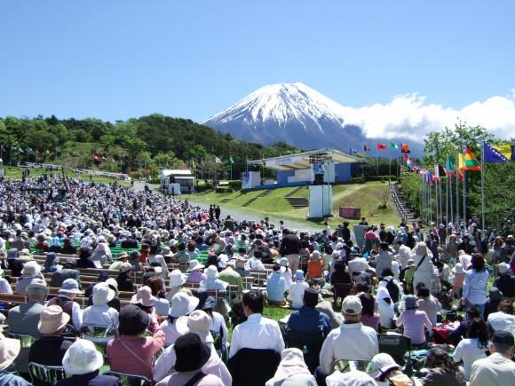 SOPP at Fuji Sanctuary