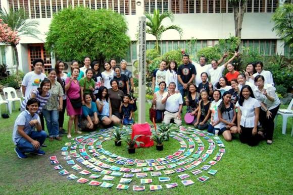 2014 SOPP ceremony in Manila, Philippines