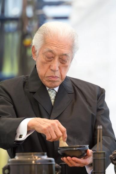 SOPP 2015 Dr Genshitsu Sen